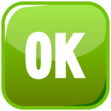 OK Button on emojidex 1.0.34