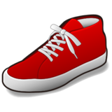 Running Shoe on emojidex 1.0.14