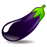 Eggplant on emojidex 1.0.14