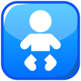 Baby Symbol on emojidex 1.0.14
