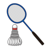 Badminton on emojidex 1.0.14