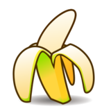 Banana on emojidex 1.0.14