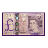 Pound Banknote on emojidex 1.0.14