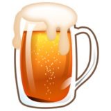 Beer Mug on emojidex 1.0.14
