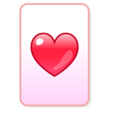 Heart Suit on emojidex 1.0.14