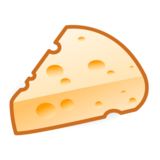 Cheese Wedge on emojidex 1.0.14