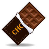 Chocolate Bar on emojidex 1.0.14
