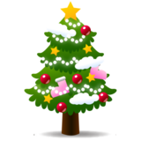 Christmas Tree on emojidex 1.0.14