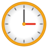 Three O'Clock on emojidex 1.0.14