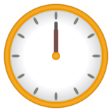Twelve O'Clock on emojidex 1.0.14