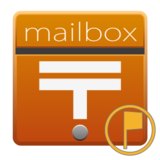 Closed Mailbox With Raised Flag on emojidex 1.0.14