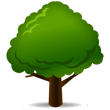 Deciduous Tree on emojidex 1.0.14