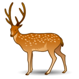 Deer on emojidex 1.0.14