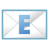 E-Mail on emojidex 1.0.14