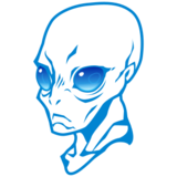 Alien on emojidex 1.0.14