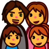 Family on emojidex 1.0.14