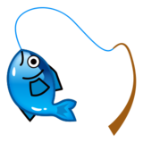 Fishing Pole on emojidex 1.0.14