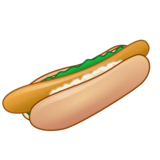 Hot Dog on emojidex 1.0.14