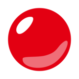Red Circle on emojidex 1.0.14