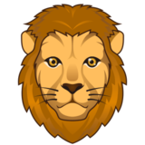 Lion Face on emojidex 1.0.14