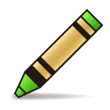 Crayon on emojidex 1.0.14