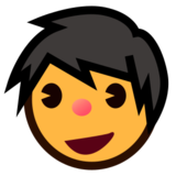 Man on emojidex 1.0.14