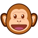 Monkey Face on emojidex 1.0.14