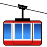 Mountain Cableway on emojidex 1.0.14