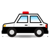Police Car on emojidex 1.0.14