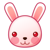 Rabbit Face on emojidex 1.0.14