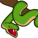 Snake on emojidex 1.0.14