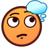 Thinking Face on emojidex 1.0.14