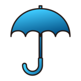 Umbrella on emojidex 1.0.14