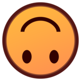Upside-Down Face on emojidex 1.0.14