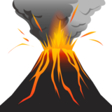 Volcano on emojidex 1.0.14