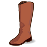 Woman's Boot on emojidex 1.0.14