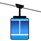 Aerial Tramway on emojidex 1.0.19