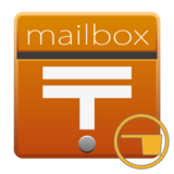 Closed Mailbox with Lowered Flag on emojidex 1.0.19