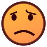 Confused Face on emojidex 1.0.19