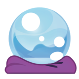 Crystal Ball on emojidex 1.0.19