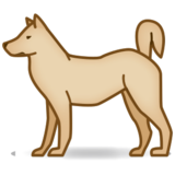 Dog on emojidex 1.0.19
