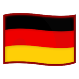 Flag: Germany on emojidex 1.0.19