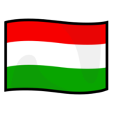 Flag: Hungary on emojidex 1.0.19