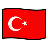 Flag: Turkey on emojidex 1.0.19