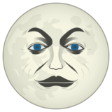 Full Moon Face on emojidex 1.0.19
