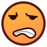 Grimacing Face on emojidex 1.0.19