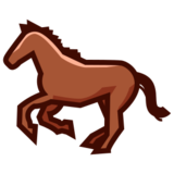 Horse on emojidex 1.0.19