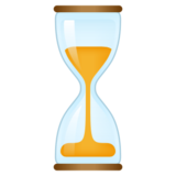 Hourglass Not Done on emojidex 1.0.19