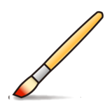 Paintbrush on emojidex 1.0.19
