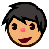 Man: Medium Skin Tone on emojidex 1.0.19